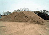 Crushed rock 80 mm(crushed raw stone)
