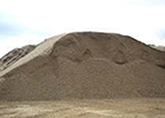 sand(produced during gravel manufacturing)