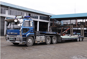 Trailers/Heavy equipment transport